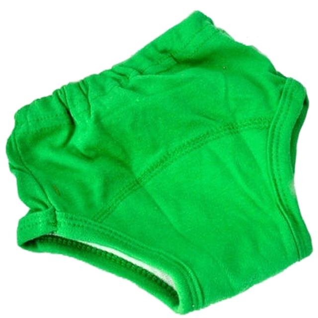 4 X Bébé Enfant Filles Garçons Mignon 4 Couches Imperméable Pantalon de Formation de Pot réutilisable 1-2 Ans