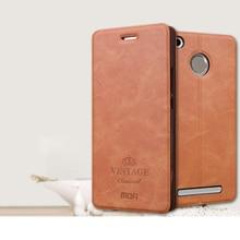 MOFI для Xiaomi Redmi 3 Pro Redmi 3 S 5.0 »чехол Высокое качество Роскошные Флип кожаный чехол подставка для Xiaomi Redmi 3 Pro книга Стиль