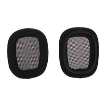 2019 New Arrival 1 Pair Earphone Ear Pads Earpads Sponge Soft Foam Cushion Replacement for Logitech G533 Headphones 1 pair earphone ear pads sponge soft foam earpads cushion replacement for logitech ue5000 headset headphones