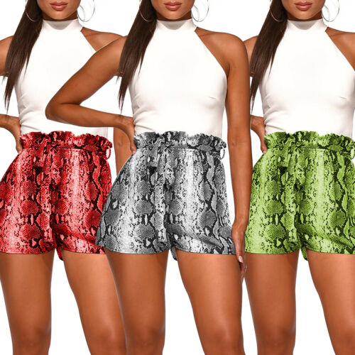 Hot Fashion New Lady Women's Casual Fitness Half High Waist Quick Dry Skinny Bike Shorts 3 Colors High Quality