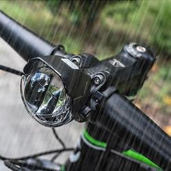 Leadbike LD28 Luz de bicicleta recargable con USB T6 LED bicicleta faro 750LMs IP4 impermeable 3 modos luz delantera gran oferta