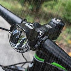 Leadbike LD28 USB Rechargeable Sepeda Lampu T6 LED Sepeda Lampu Depan 750LMs IP4 Tahan Air 3 Mode Lampu Depan Hot Sale