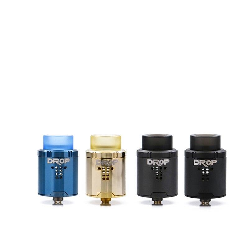 Gran venta Digiflavor gota RDA con BF squonk 510 pin cigarrillo electrónico tanque pk sin igual rda ajuste voopoo arrastrar 157 w mod