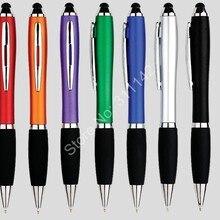 Индивидуальный стилус с логотипом сенсорная ручка шариковая ручка стилус для сенсорного экрана 1000 шт FedEx