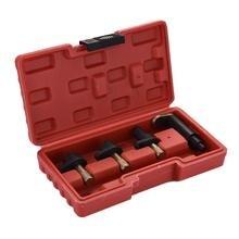 Бензиновый двигатель ГРМ Cam кривошипный замок набор инструментов для VW Polo/Fox/SKODA/Fabia/SEAT Ibiza/Cordoba T10123, T10122, T10120
