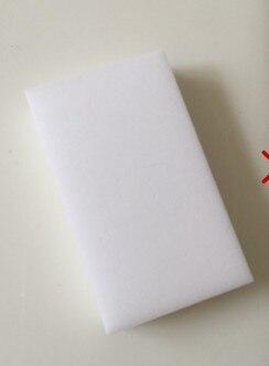 Новинка 2020, 100 шт./лот, 100*60*10 мм, меламиновая губка, волшебная губка, ластик, Меламиновый очиститель, экологически чистый белый кухонный волше...