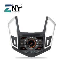 "8 ""IPS الروبوت 8.0 مشغل أسطوانات للسيارة ل كروز 2013 2014 2015 راديو تلقائي FM PC ستيريو GPS والملاحة الصوت فيديو نظام شحن كاميرا احتياطية"
