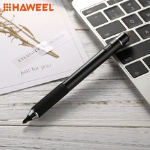 HAWEEL Touch Screen Stylus Pen Universal Rechargeable Double Heads Capacitive Fine Point Active with 2.3mm Superfine Metal Nib