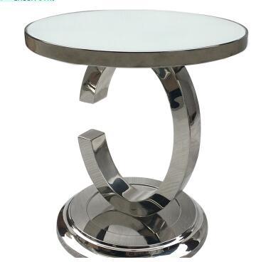 Edelstahl Winkel Mehrere Sofa Kleine Tee Tisch Zu Bewegen