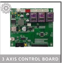 GRBL 0.9/1.1 V3.3/V3.4 USB Port 3 Axis Engraving Machine Control Board Offline Control Laser Engrave Machine 3018 pro/ 3018 pro