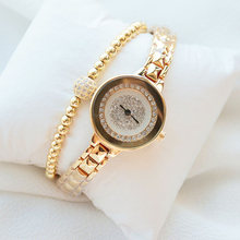 Women Watches Elegant Multi- Quartz Watch for Girl Gifts Watch Female Fashion Watches Diamond Bracelet montre femme ZDJ040(China)