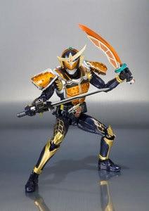 Image 5 - Original BANDAI SPIRITS S.H. Figuarts / SHF Action FIGURE Kamen Rider GAIM เกราะสีส้ม 20 Kamen Rider เตะ Ver.