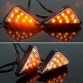 Hot hothot Motorcycle LED Flush Mount Turn Signals Blinker Light se13 dropshipping