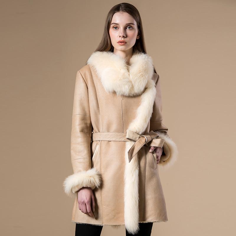 Popular Lamb Shearling Coat-Buy Cheap Lamb Shearling Coat lots ...