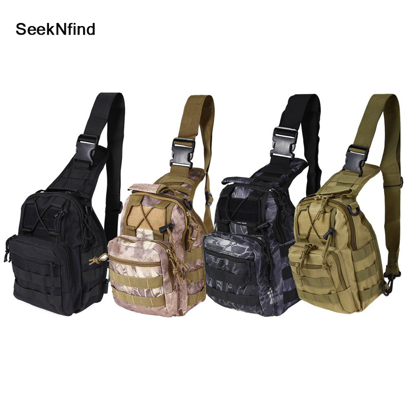 600D Outdoor Sports Bag Shoulder Military Camping Hiking Bag Tactical Backpack Utility Camping Travel Hiking Trekking Bag