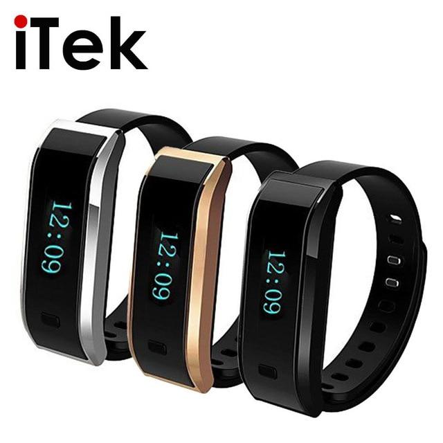 Free Shipping Passometer TK03 Sports Bluetooth4.0 Bracelet IP56 Smart Band Call Reminder Sleep Monitoring Better Than Fit Bit