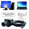 ELP 5-50mm 가변 초점 렌즈 8MP USB 카메라 3264X2448 MJPEG 15fps 소니 IMX179 비디오 박스 감시 디지털 카메라