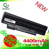 Batería para acer aspire one 522 d255 al10b31 golooloo negro 722 AOD260 D255 D255E D257 D257E D260 D270 E100 AL10A31 AL10G31