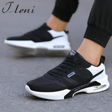 Tleni 2018 New men fall running sports shoes series outdoors Walking Athietic breathable male sneakers for adult man ZE-10
