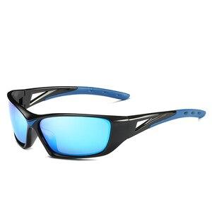 DASNAKI الاستقطاب الصيد نظارات 5 ألوان تقليل التعب البصري بوضوح الرؤية النظارات الشمسية ل في الهواء الطلق الرياضة أحد نظارات