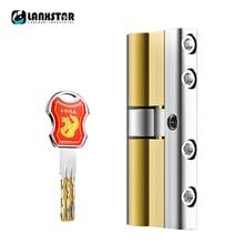 54 лопасти сердцевина дверного замка безопасности двери супер B класс c-класс лопасти замки сердечник двери медь универсальный тип цветной ключ