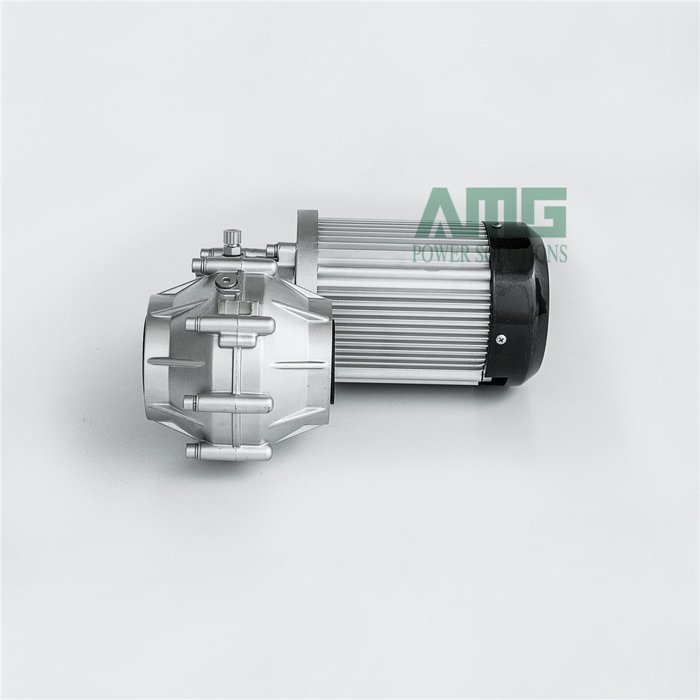 1500W/1800W/2200W DC 48/60/72V 2850rpm high speed brushless differential motor for electric tricycle, BM1424HQF 30a esc welding plug brushless electric speed control 4v 16v voltage