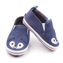 New Handsome Baby Boy First Walkers Shoes Cute Cartoon Fashion Infant Toddler Baby Boy Shoes Prewalker Crib Bebe Kids Shoes 0-1T