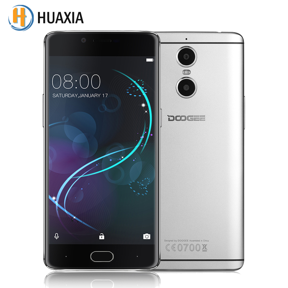 "bilder für Doogee schießen 1 5,5 ""2 GB RAM 16 GB ROM MT6737T Quad Core Android 6.0 Smartphone Fingerprint 13MP + 8MP Dual-kamera Handy"