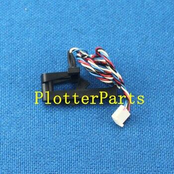 Sensor de Mídia C3190-60140 mecânico assembléia para HP DesignJet 230 250 700 750 peças plotter usado