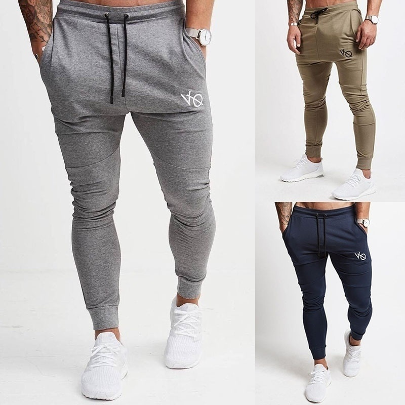 Zogaa Casual Pants Sweatpants Jogger Casual Elastic Cotton New Joggers Brand Male Trousers Sporting Clothing Bodybuilding Pants
