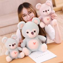 Hot New 1pc 25/35/45cm Cute Plush Mouse Toy Stuffed Animal Doll Baby Kids Children Birthday Gift Shop Home Decor