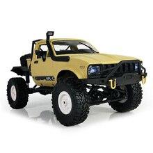 High Speed RC Cars 1 16 2 4G 2CH 4WD Mini Off Road RC Semi Truck