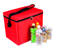 Picnic Bag Fast Food Delivery Bag For Cake Juice Pizza Thermal Insulation Bag EPP High Thermal