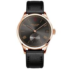 Agelocer Men Watch Men s Luxury Famous Brand Relogio Masculino Business Sport Mechanical Wrist Watch Multi