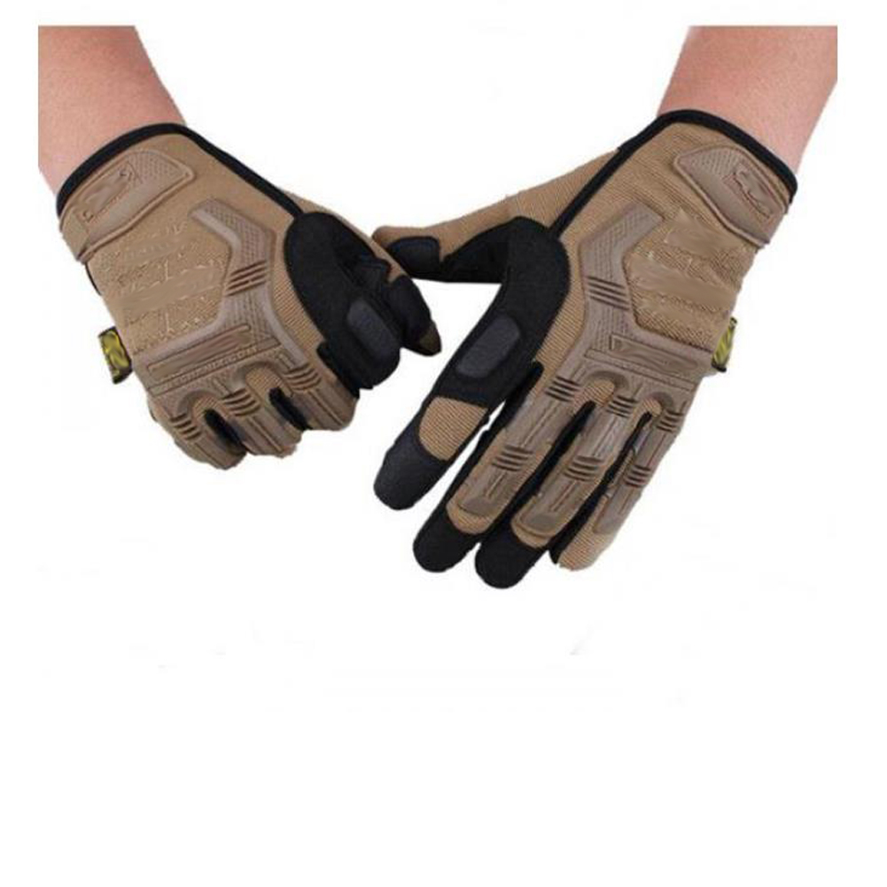 Brand New arrival Touchscreen Gloves Tactical Cycling Motorcycle Combat Hard Knuckle Full Finger Gloves 5