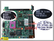 original 577222-001 for HP probook 4311S 4310S laptop motherboard 100% Test ok