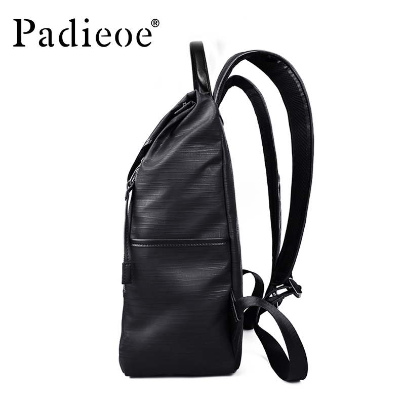 Padieoe New Arrival Canvas Men Casual Daypacks Large Capacity Waterproof Backpack  Rucksack School Bags for Men Women Hot sale-in Backpacks from Luggage ... becc21d839d31