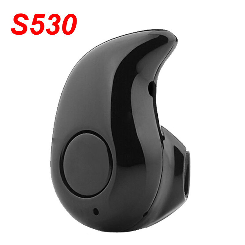 Factory Price Bluetooth 4.0 Earphone Wireless S530 Headphones Earbuds Sport Handsfree In Ear Headset For iPhone 5 5S 6S 7 Xiaomi remax 2 in1 mini bluetooth 4 0 headphones usb car charger dock wireless car headset bluetooth earphone for iphone 7 6s android