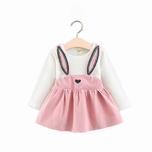 MrY Cute Dresses Baby Clothes Flower and Lemon Baby Dress Ne