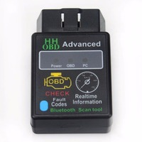 ELM327 V2 1 OBD 2 OBD II Car Auto Bluetooth Diagnostic Interface Scanner Mini Android Automobiles