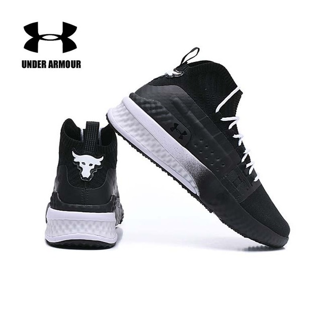 4982ffce962c Under Armour Men Project Rock Basketball shoes Training boots Zapatos de hombre  Athletic Cushion Sneakers US 7-11 New arrivals