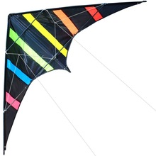 NEW Arrive 48 Inch Professional Dual Line Stunt Kite With Handle And Line Good Flying Factory Outlet