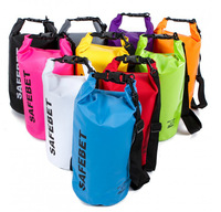 Full Size First Aid Kit Water Resistant Storage Dry Bag For Canoe Floating Boating Kayaking Camping