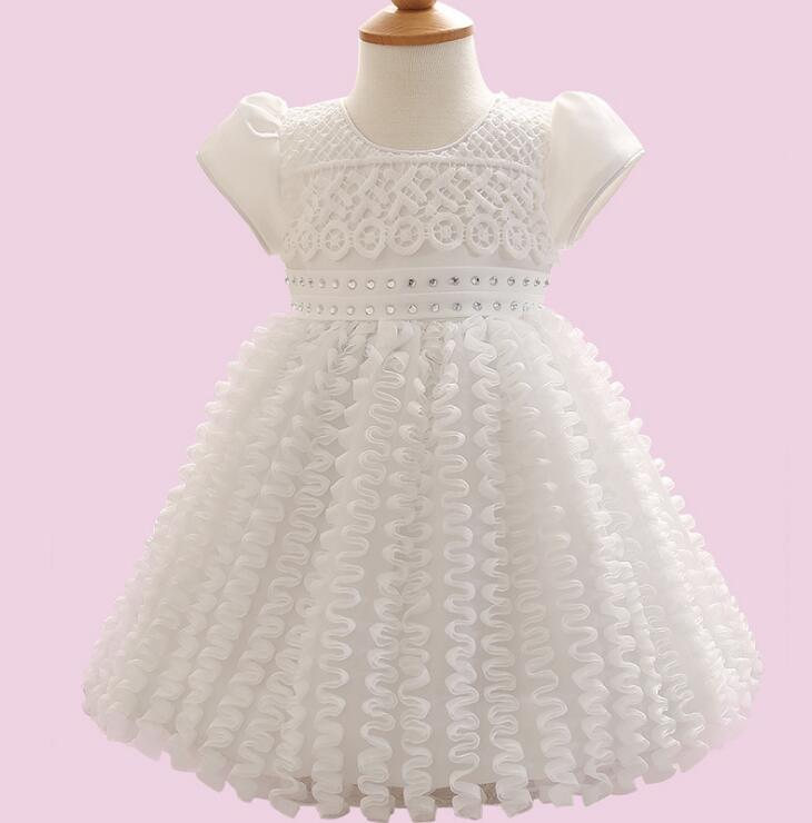 High Quality Kid Girl Dress Baby Clothing Party Dresses Girls Clothes Costumes For Girl Wedding baby girl dress birthday dress