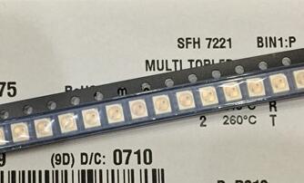 Darmowa wysyłka 10 sztuk partia w magazynie SFH7221 fototranzystor SFH7221 880NM SMD moc 150mW 35V 15mA tanie i dobre opinie KDNYAJGSEHXI CN (pochodzenie)