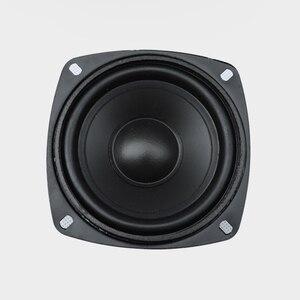"""Image 4 - 8 ohm 50W czysty Głośnik basowy 4 cal głośniki pełny zakres 8R Audio 105mm głośnik róg 4"""" trąbka DIY 8ohm"""
