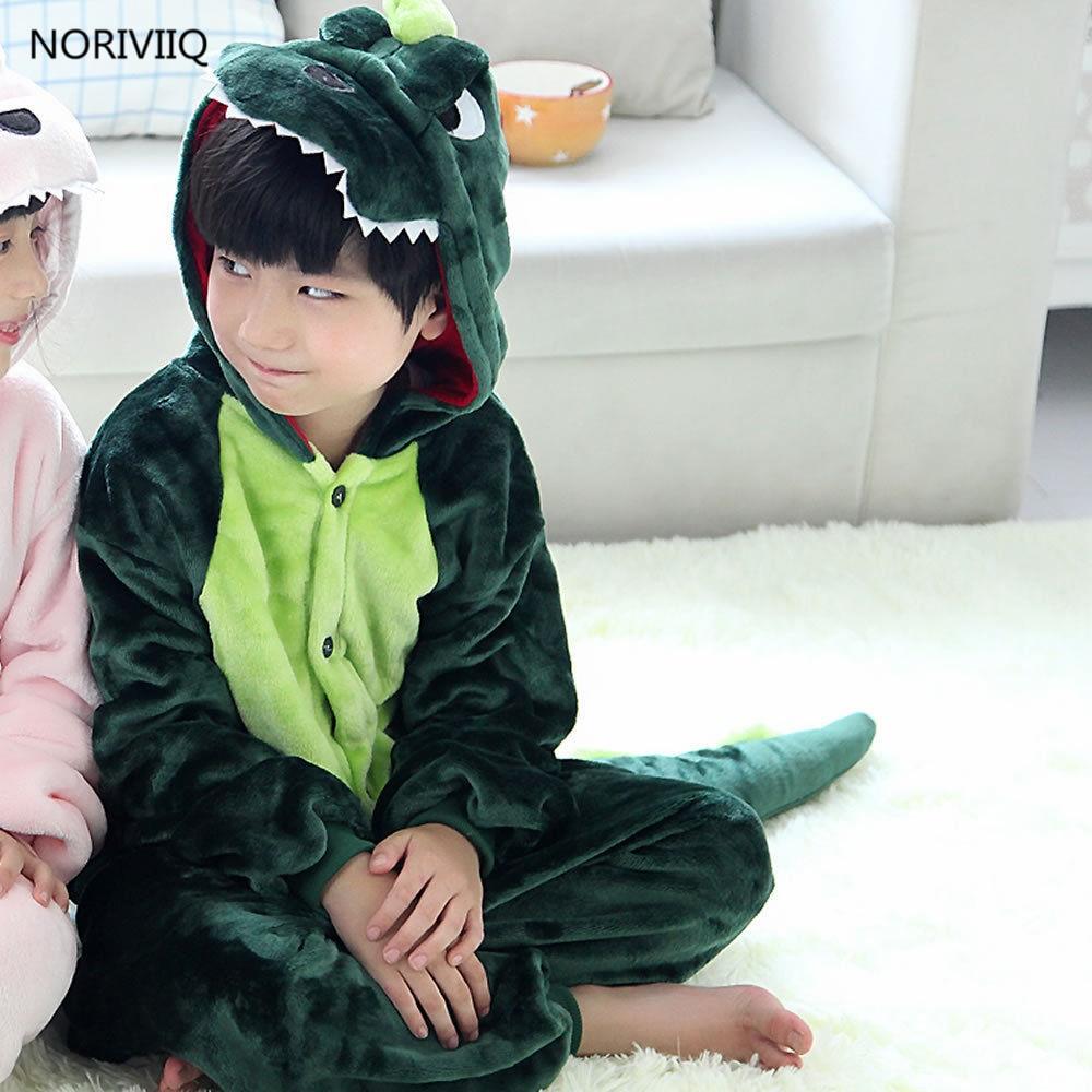 Anime Pyjamas Unisex Kostumer Dinosaurier Totoro Onesize Pokemon Kids - Kostumer - Foto 3