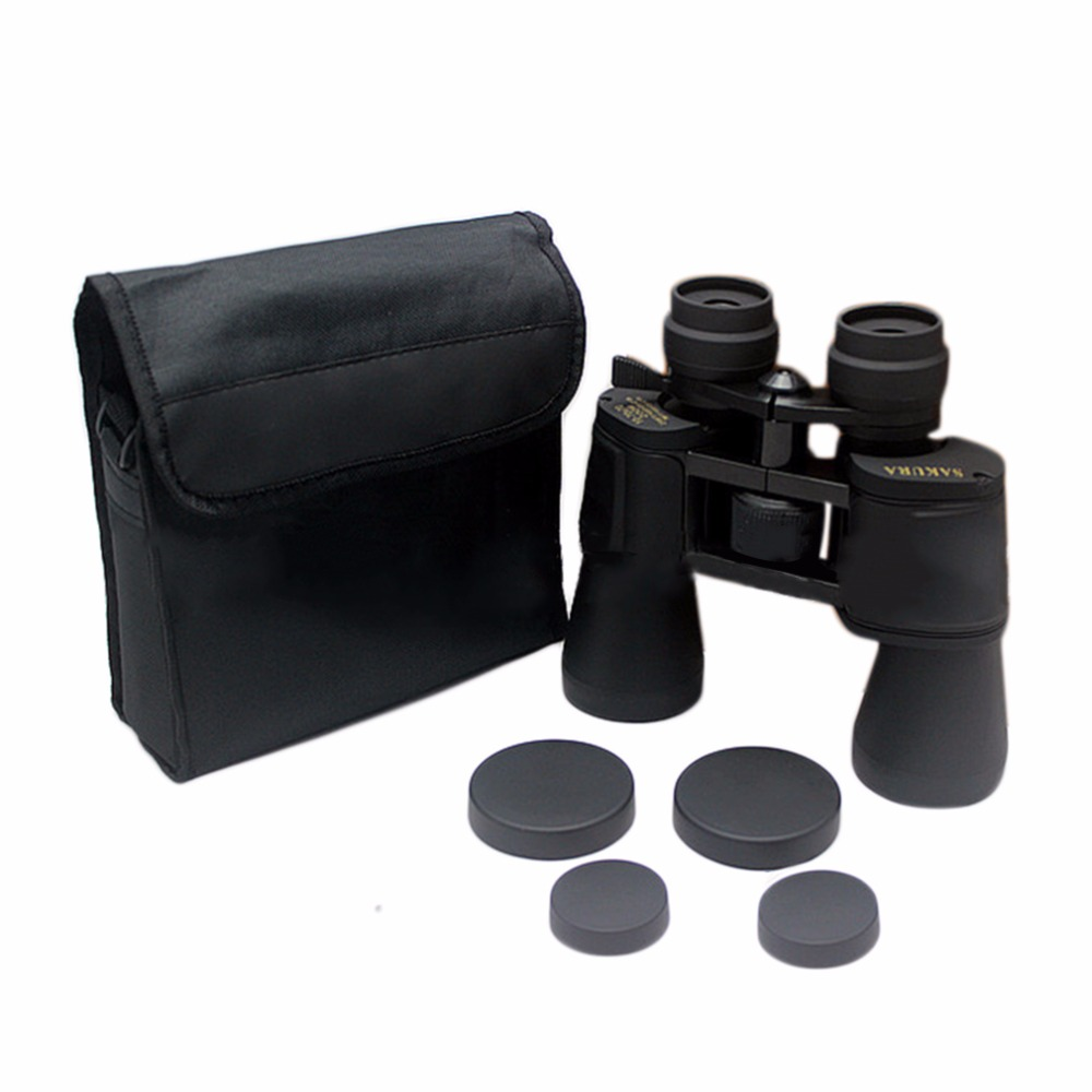 180x100/70X70 Zoom Telescope Day Vision Travel Binoculars Hunt + Case free shipping 180x100 zoom outdoor travel day night vision hunt telescope binoculars w case hiking telescope night vision optic