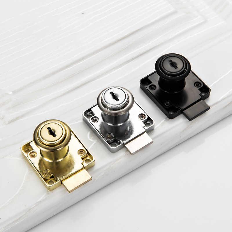 Ящик замки с 2 ключами замок шкафчика мебельная фурнитура замок двери шкафа для офиса почтовый ящик 3 цвета кулачковые замки