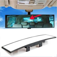 Dragonpad универсальное широкоугольное зеркало заднего вида слепое пятно зеркало HD изогнутое Выпуклое внутреннее зеркало